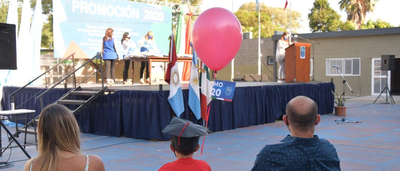 Entrega de diplomas 2020